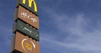 "Werbung: McDonalds präsentiert die ""McDrive Challenge"""
